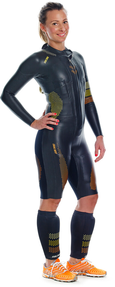 Colting Wetsuits SC02 Extreme Float - jaune/noir S 2018 Accessoires natation & Entraînement B5bLU